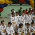 I giovanissimi del Centro Atletico Sportivo di Canosa alla Festa Regionale dello Sport a Conversano