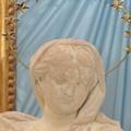 11 febbraio 2013: ritorna in piazza il monumento restaurato dell'Immacolata