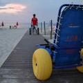 Spiagge accessibili ai disabili