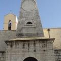 Il Santo Giovane Sabino edifica nel VI sec. un tempio a  Barletta