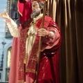 Messa in onore di San Biagio