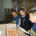 Sicurezza alimentare: 75.000 chili di prodotti sequestrati