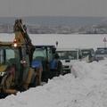 Presidente Ventola su emergenza neve nella Bat
