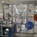 A Bari, la fabbrica pubblica che produce DPI
