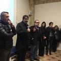 Fitto  all'inaugurazione della nuova sede di Direzione Italia–Fratelli d'Italia