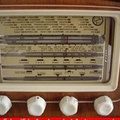 La Superla, la piccola radio da comodino del 1940!