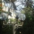 Villa Petroni: terminati gli interventi di manutenzione sull'impianto di illuminazione
