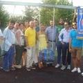 "L'associazione ""Rotaract"" dona al Comune due altalene per disabili"