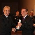 Onoreficenza Cavaliere al Merito Repubblica Italiana a D. Fuggetta