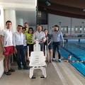 Novità paralimpiche al Centro Sportivo Aquarius