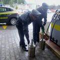 Irregolarità nei distributori di carburante