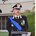 """Il Generale di Brigata Stefano Spagnol al Comando della Legione Carabinieri """"Puglia """""""