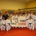 Oro e bronzo per le  squadre pugliesi agli assoluti di karate