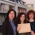 """Giulia Coppola vince al concorso """"Certamen Taciteum"""" di Terni"""
