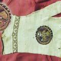 I guanti pontificali della Cattedrale S. Sabino