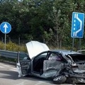 Incidente sulla Strada R6: morta donna 75 enne