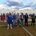 """Stadio  """"San Sabino """": Inaugurato il terreno di gioco"""
