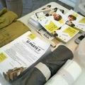 Raccolta differenziata porta a porta: consegnati i kit e installati i gazebo informativi