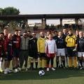 Nel segno dell'amicizia e del fair play il Memorial Mauro  Lagrasta