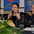 Lo scrittore Andrea Leccese ha presentato il libro Innocenti evasori a Canosa di Puglia