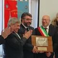 """Il professor Vincenzo Lionetti  """"Canosino dell'anno 2019 """""""