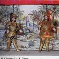 Le marionette di Canosa e la storia dei paladini di Francia