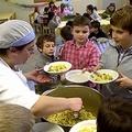 Revisionato Il menù della mensa scolastica