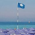 A Margherita di Savoia l'unica bandiera blu della BAT nel 2014