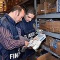 Contro i prodotti contraffatti una maxi operazione della Guardia di Finanza