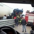 Scontro tra Tir ed auto sulla Andria - Barletta: grave un 40enne canosino