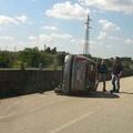 Incidente sulla ex SS 98: traffico in tilt ed un ferito
