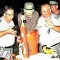 Richiami illegali per quaglie sequestrati nella BAT