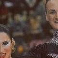 Edoardo Berardi e Natasha Parisi campioni regionali di danza