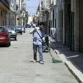 Assessore alla Nettezza Urbana, perchè sono scomparsi gli spazzini dalla nostra città?