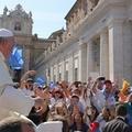 WE  CARE di Papa Francesco alla Scuola Italiana