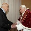 Il Papa e il Presidente: due Testimoni del tempo
