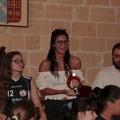 Stefania Sansonna premiata nell'aula consiliare