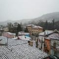 Maltempo: prima neve sul Gargano