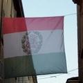 La bandiera italiana nata con la faretra
