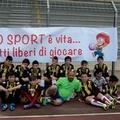 I giovanissimi della Progetto Uomo Canosa vincono il torneo di calcio