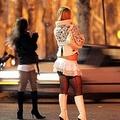 Carabinieri contro la prostituzione