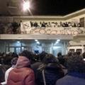Manifestazione cittadina contro la chiusura dell'Ospedale