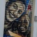 A Silvia Romano: la street art di Piskv