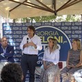 Raffaele Fitto a Barletta: «Possiamo mandare a casa questo Governo»