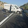 Assalto ad un portavalori sul tratto  autostradale   Cerignola.Canosa