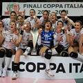 Stefania Sansonna vince la Coppa Italia di volley