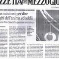 La Gazzetta del Mezzogiorno, decisa smentita dell'Avv. Tina Ventola