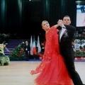 Lionetti-Metta in finale ai campionati italiani di danza.