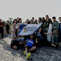 "Gran finale per la marcia europea ""Via Francigena. ROAD TO ROME 2021. START AGAIN! """