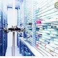 Canosa: il robot nella Farmacia Lombardi